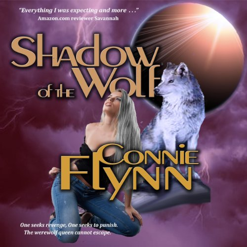 Shadow of the Wolf (Werewolf Series #2) audiobook cover art
