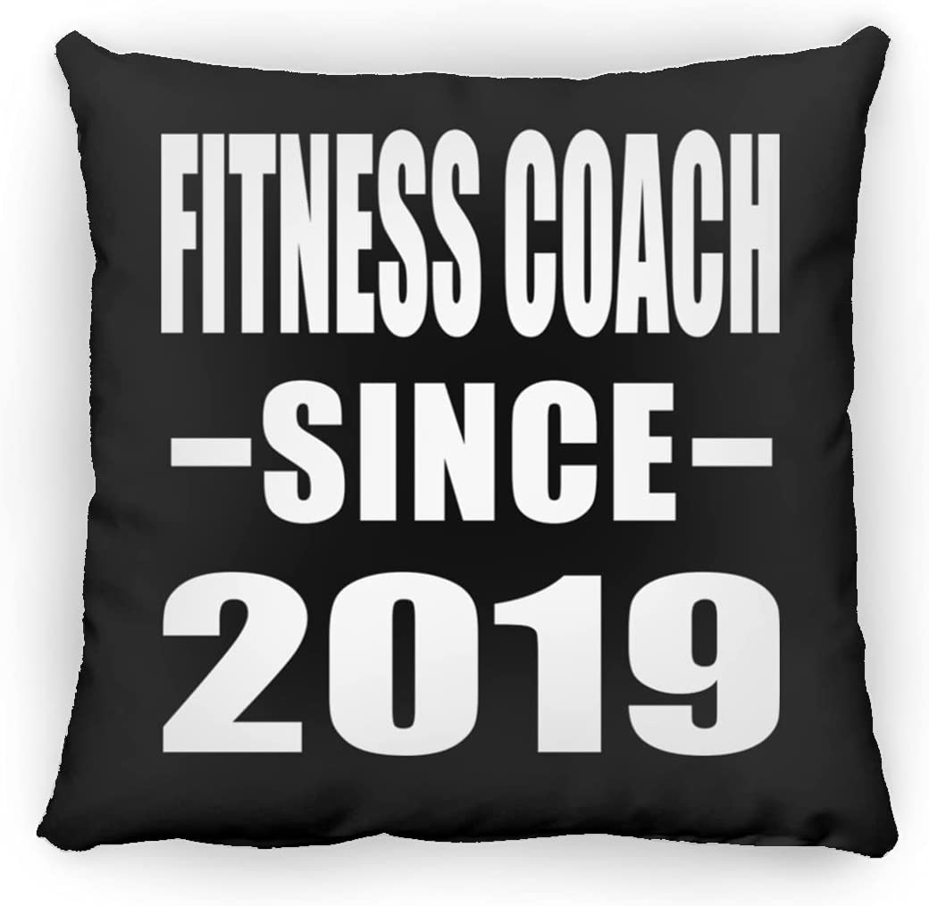 Designsify Fitness Coach Since 2019-14 C New product!! Throw Black ...