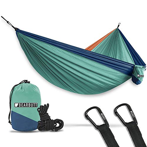 Bear Butt #1 Double Hammock, A Start Up Company Gear at Half The Cost of The Other Guys,...