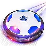 LET'S GOz Juguete Balón de Fútbol, Juguetes para Niños de 4 5 6-12 Años Air Hover Ball Soccer Regalos Niño 3-12 Años Juguete Niño 3-12 Años Aire Fútbol de Juguete Regalos de Cumpleaños para Niños