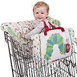 Baby Sitzbezug Reise, Kleinkind Hochstuhl Sicherheits Gurt Tragbar Kinder Einkaufswagenschutz,Weiß