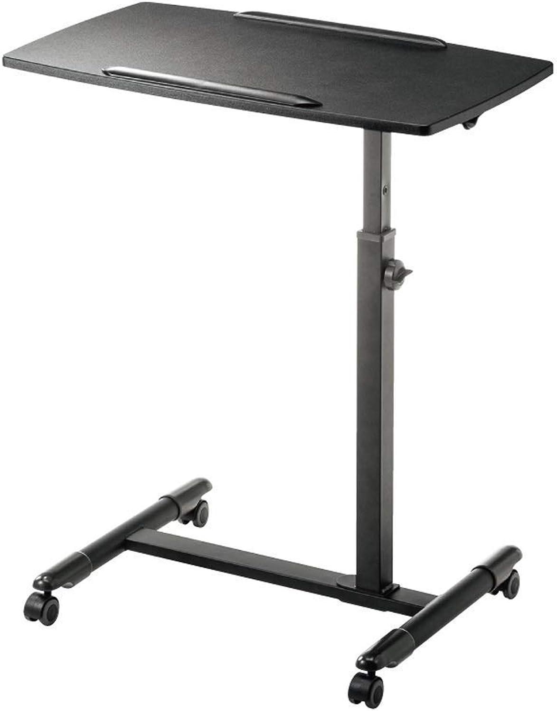 el mas reciente XD Panda Escritorio Ajustable Ajustable Ajustable para computadora portátil, Soporte Compacto para computadora portátil Escuela de residencia en casa compacta, 70.5x40x58.585cm (Color  Negro)  para barato
