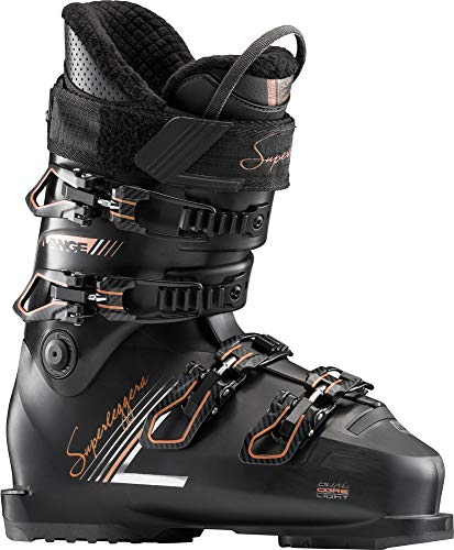 Lange - Chaussures De Ski RX Superlegerra (blk-Bronze) Femme - Femme - Taille 40 - Noir