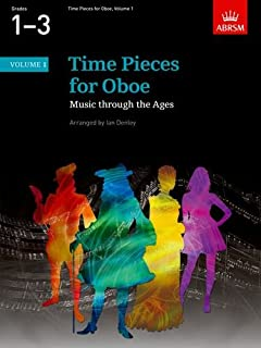 Time Pieces for Oboe, Volume 1: Music through the Ages in 2 Volumes