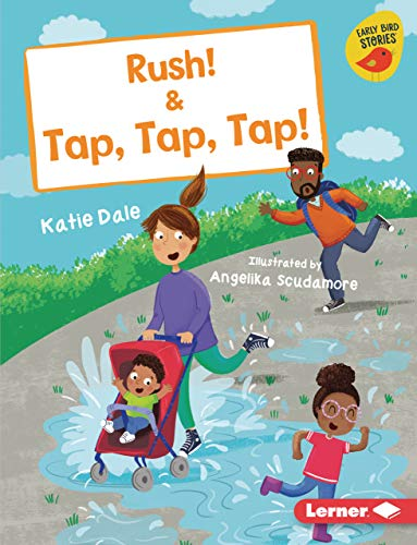 Rush! & Tap, Tap, Tap! (Early Bird Readers -- Pink (Early Bird Stories (Tm)))
