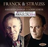 Franck: Violin Sonata; Strauss: Violin Sonata by Augustin Dumay (2013-03-12)