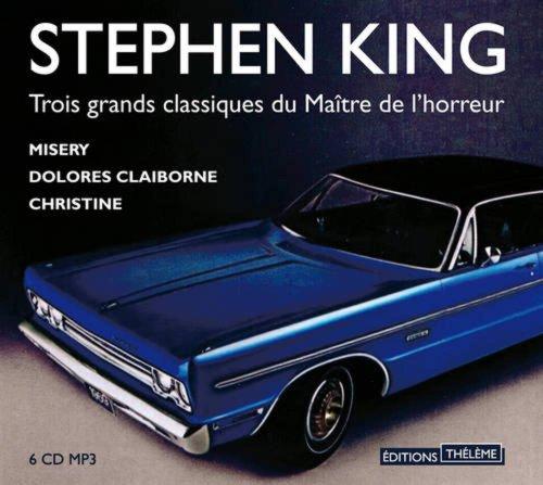 Coffret. Stephen King (3CD)