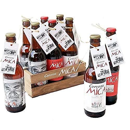 Kit Cervezas Del Mundo Marca MICA