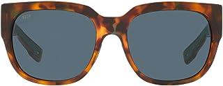 Costa Del Mar Women's Waterwoman Rectangular Sunglasses