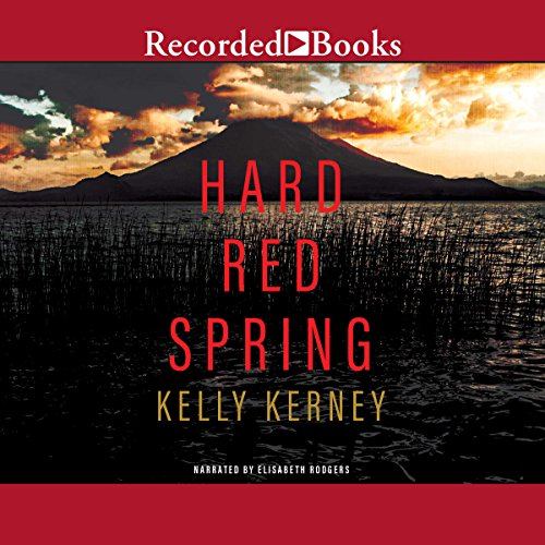 Hard Red Spring audiobook cover art