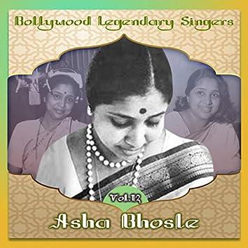 Bollywood Legendary Singers, Asha Bhosle, Vol. 12