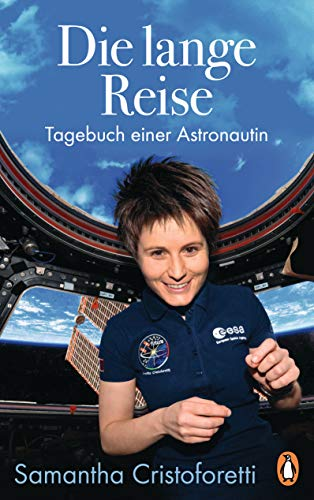 Buchseite und Rezensionen zu 'Die lange Reise: Tagebuch einer Astronautin' von Samantha Cristoforetti