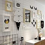 Relaxbx Fotowandrahmen, Wohnzimmer Fotowand Wandbilderrahmen Selbstgemachte Fotowand Fotowand - a...