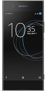 """Sony Xperia XA1 - Smartphone con pantalla HD de 5"""" (Octa Core 2.3 GHz, RAM de 3 GB, memoria interna de 32 GB, cámara de 23 MP, Android) Negro"""
