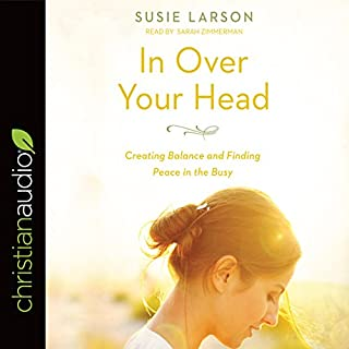 In Over Your Head audiobook cover art