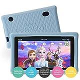 Pebble Gear Kids Tablet 7 '- Disney Frozen 2 Pad con Estuche Protector para niños, Control Parental Completo, Filtro de luz Azul para niños, más de 500 Juegos, apps y e-Books, Wi-Fi, 16 GB
