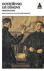 Les Démons, tome 3 de Fedor Mikhaïlovitch Dostoïevski