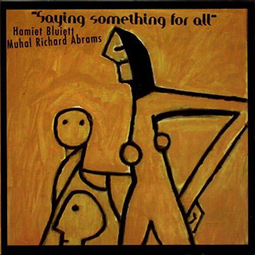 Hamiet Bluiett & Muhal Richard Abrams