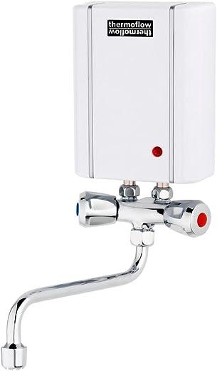 Thermoflow ELEX35ARM Klein-Durchlauferhitzer, 35 W, 230 V, Weiss