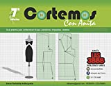 Cortemos con Anita: Guía práctica para confeccionar blusas