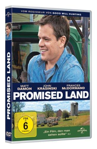 PROMISED LAND - MATT DAMON,JOH [DVD]
