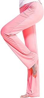 Women's Yoga Pants Casual Slimming Shaping Bootleg Yoga Leggings Sports Pants
