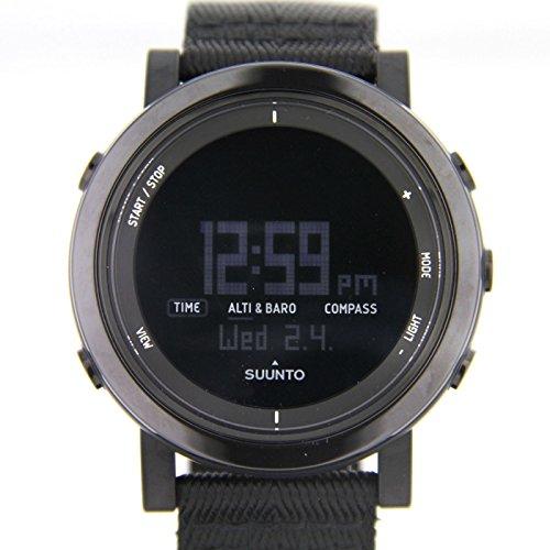 Suunto Essential Ceramic All Black Tx Uhr