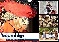 Voodoo und Magie (Wandkalender 2022 DIN A4 quer): Geheimnisvolle Welt des Voodoo (Monatskalender, 14 Seiten )