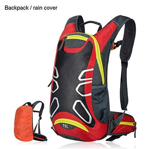 QEE Rucksack Für Outdoor Wandern Camping Reisen Fahrrad-Beutel-Schulter-Ultrasport Reiten Oder F