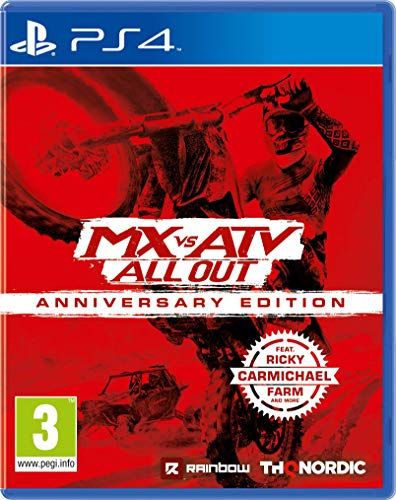 Gioco MX vs ATV: All Out Anniversary Edition PS4