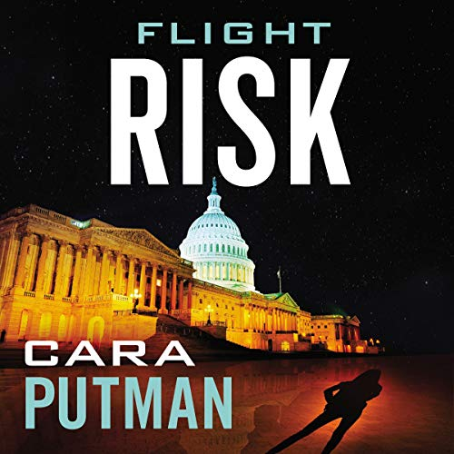 Flight Risk audiobook cover art