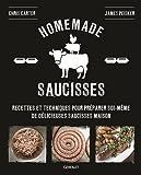Homemade saucisses