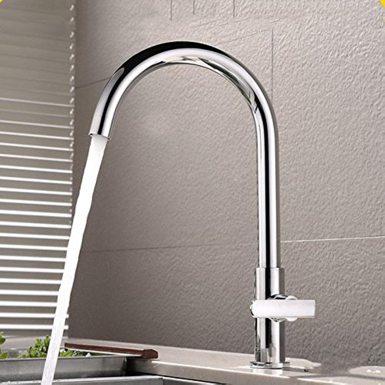 NewBorn Faucet Küche Oder Badezimmer Waschtisch Armatur mit der kupfernen Teller Waschen Warmes und Kaltes Ziehen, Drehen Sie Das Leitungswasser Steckplatz B Tippen