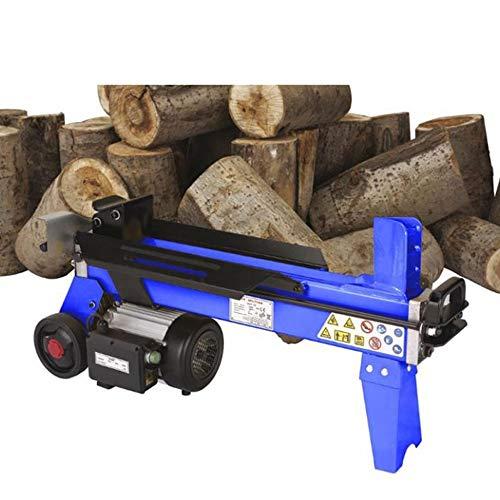 Elektrischer Holzspalter 5 Tonnen AMA 90530 horizontal