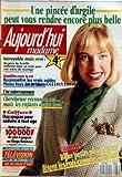 AUJOURD'HUI MADAME [No 31] du 02/01/1989 - L'ARGILE - RECONNAITRE LES VRAIS SOLDES - UNE SUPER-MAMAN - COIFFURE - CUISINE