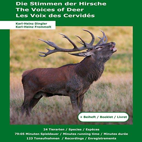 Die Stimmen der Hirsche Titelbild
