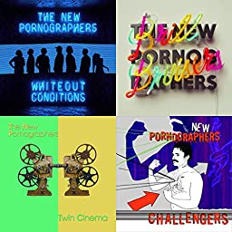 Challengers by the new pornographers exclusively