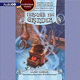 Through the Grinder audiobook cover art