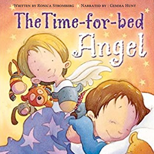 The Time-for-Bed Angel audiobook cover art
