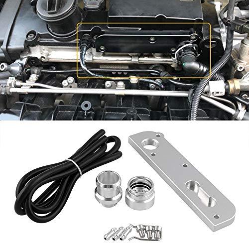 B Baosity Kit de Suppression de PCV en Alliage daluminium pour Audi TTS 2.0T FSI MK2 2009-2015