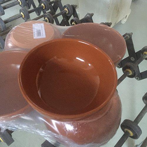 le terrecotte di cassiano fabio Set 4pezzi scodelle in Ceramica cm 18,5