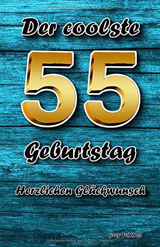 Der coolste 55 Geburtstag: Herzlichen Glückwunsch