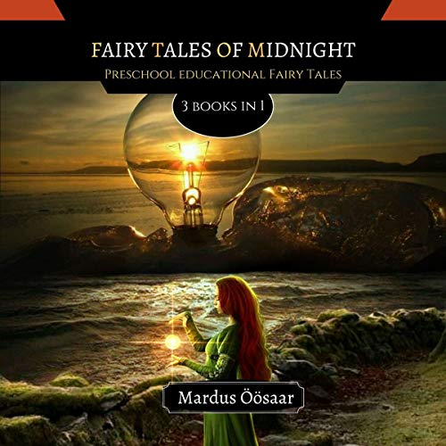Couverture de Fairy Tales of Midnight: 3 Books in 1