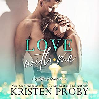 Love With Me audiobook cover art