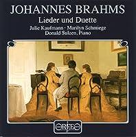 ブラームス:歌曲集  (Brahms, Johannes: Lieder/Duette)
