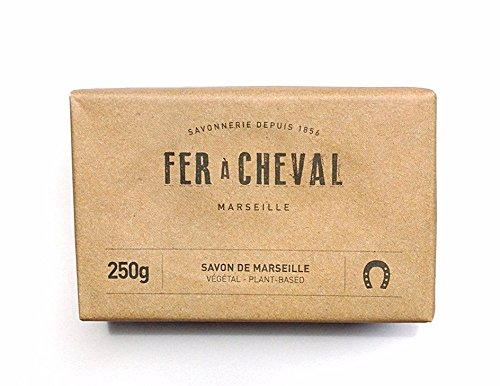 Marseille Soap - 250g Bar by Fer A Cheval - Unscented