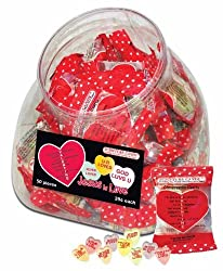 Valentine's Day Heart Scripture Candy