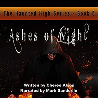 Ashes of Night cover art