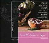 Musique baroque juive. Ensemble Salomone Rossi.