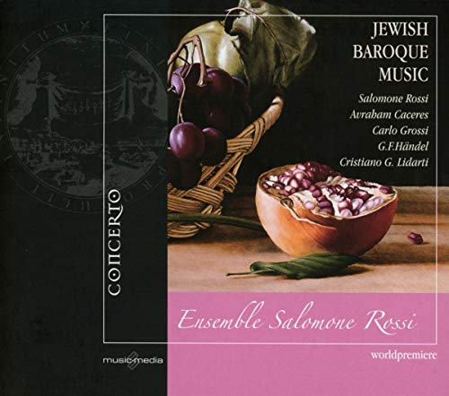 Jewish Baroque Music